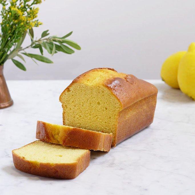 <b>Bizcocho de limón</b> <br>un clásico irresistible