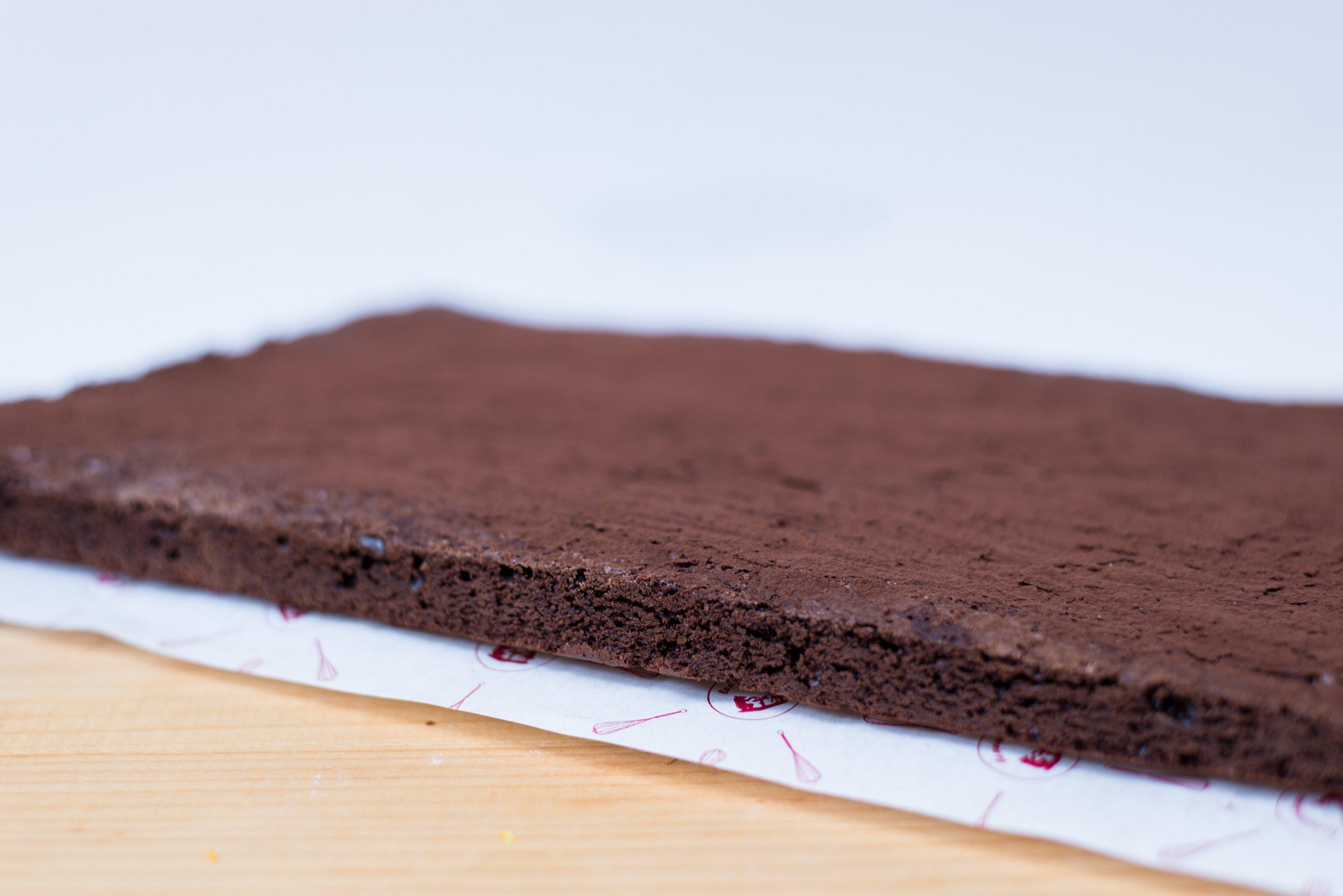 <b>Plancha de brownie</b>