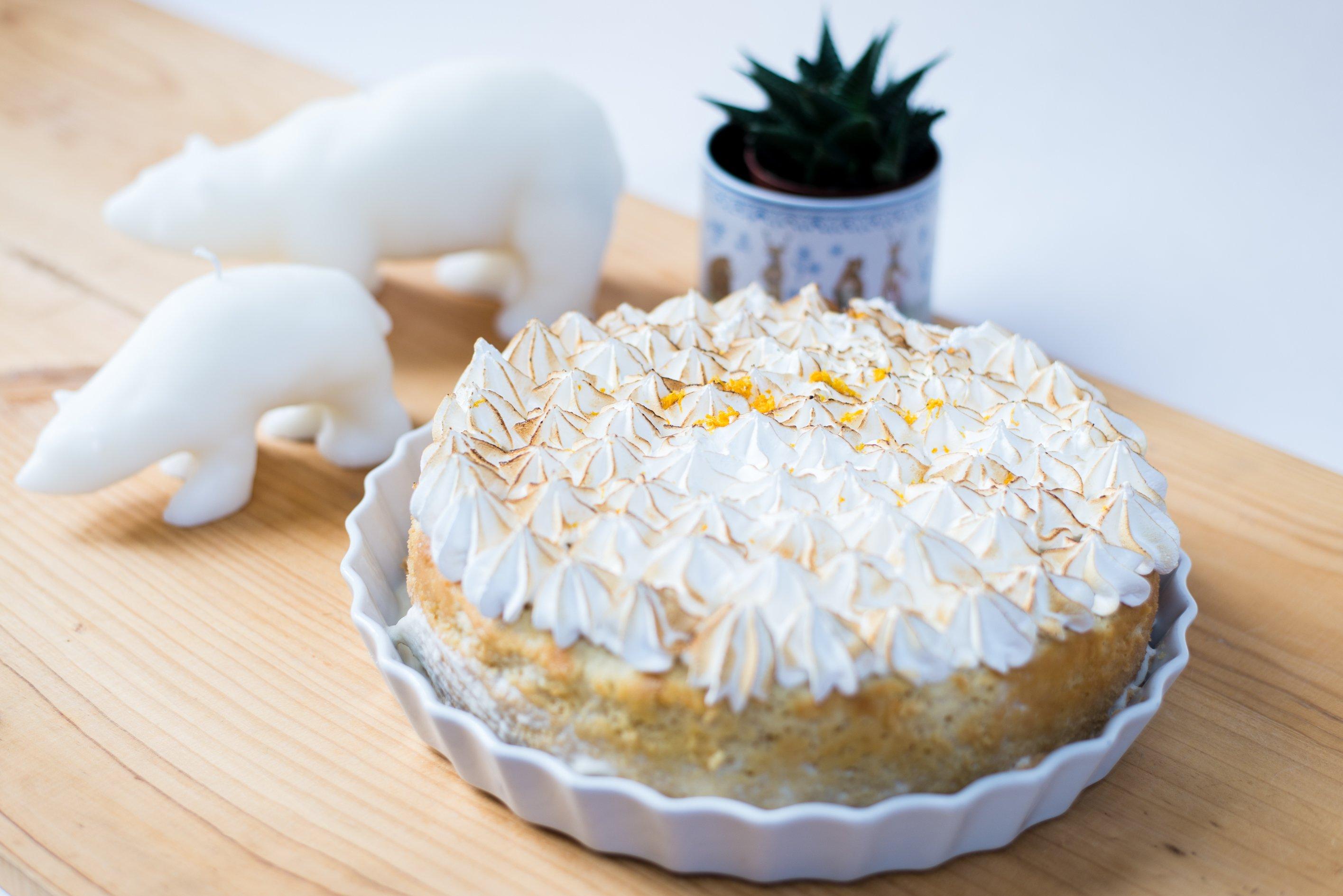 <b>Tres leches</b> <br>Nuestra tarta más latinoamericana