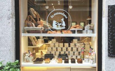 La Merendona, pastelería con mucho amor