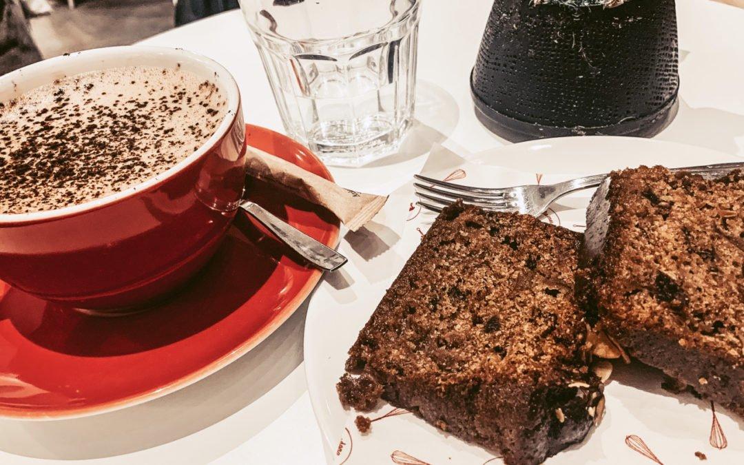 La mejor cafetería de Madrid: LaMerendona