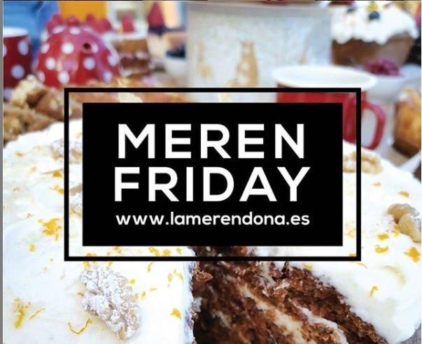 En la Merendona el Black Friday es… Merenfriday !!!
